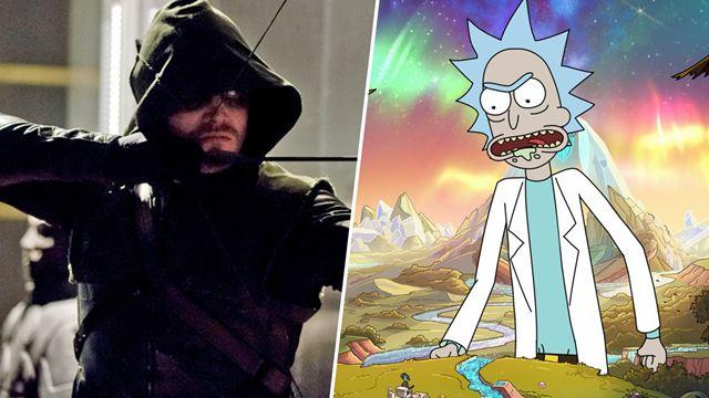 Les séries à voir du 10 au 16 février : Emergence, Arrow, Rick et Morty...