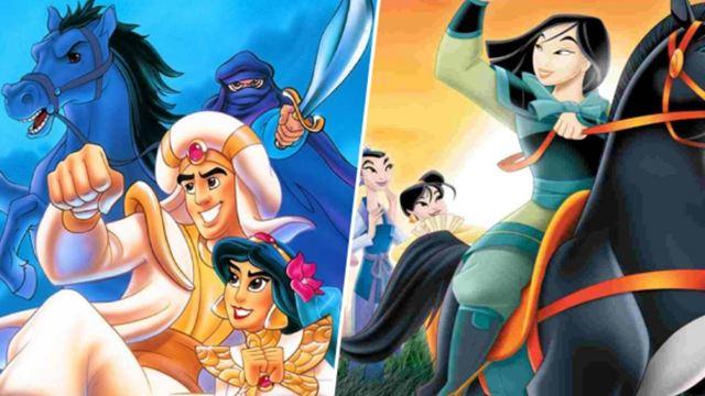 Disney+ : Aladdin 3, Mulan 2, Cendrillon 3... 10 suites méconnues de grands classiques à voir sur la plateforme