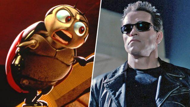 Programme TV vendredi 17 avril : 1001 Pattes et Terminator 2