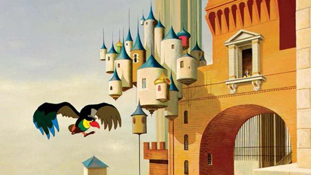 Cinéma en famille : Le Roi et l'oiseau, un classique de l'animation française