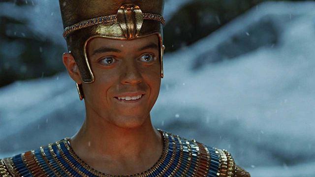 Rami Malek : découvrez son tout premier rôle en pharaon dans La Nuit au musée sur Disney+