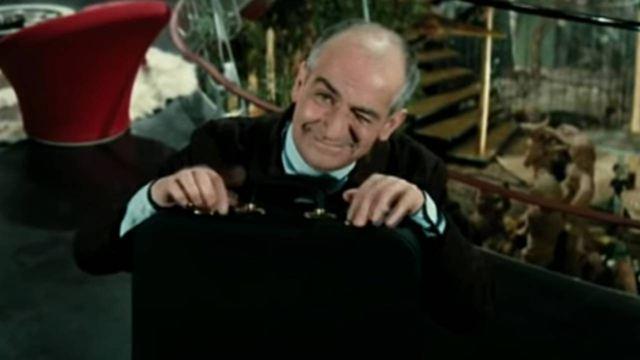 Louis de Funès : saviez-vous qu'il tenait 2 rôles dans une Palme d'or ?