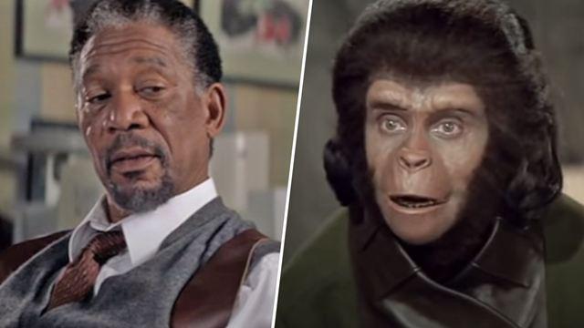 Programme TV mardi 1er septembre : Le Masque de l'araignée et La Planète des singes