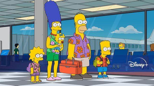 Nouveautés Disney+ du 2 au 8 octobre : Les Simpson saison 31, Kim Possible, Once Upon a Time...