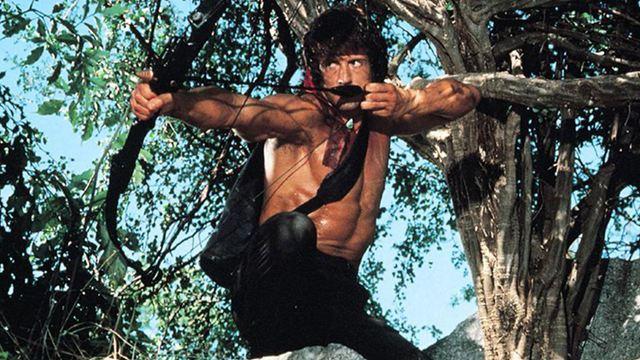 Rambo 2 sur C8 : quand Stallone rejette en grande partie le scénario de James Cameron