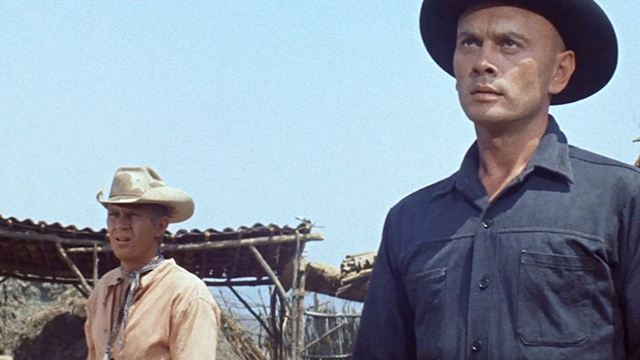 Les Sept mercenaires : Steve McQueen et Yul Brynner se détestaient sur le tournage