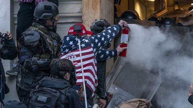 Attaque sur le Capitole : le documentaire Netflix qui annonçait le climat de guerre civile