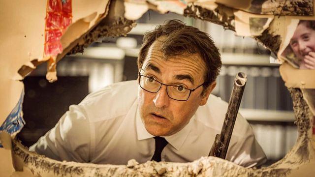 César 2021: full box for Albert Dupontel and his Adieu les cons