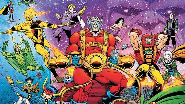 DC : Warner annule le spin-off d'Aquaman et New Gods