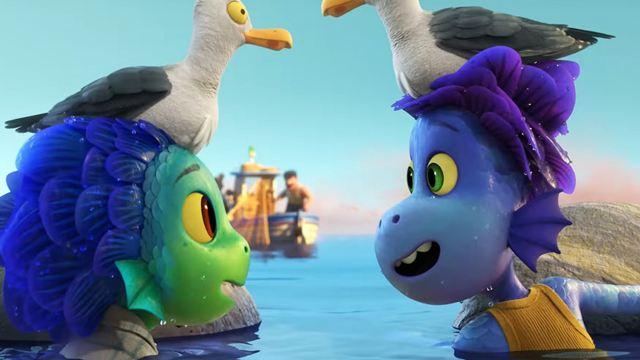Luca sur Disney+ : bande-annonce finale pour le nouveau film des studios Pixar
