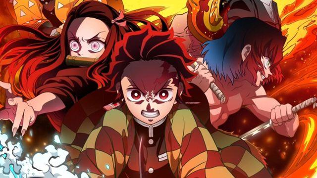 Demon Slayer : le film dans le top 10 des plus gros succès de l'animation japonaise en France