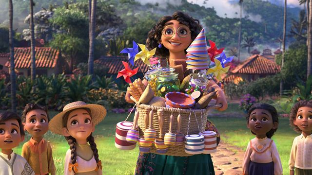 Bande-annonce Encanto : de la magie, de l'aventure et une héroïne singulière dans le Disney de Noël