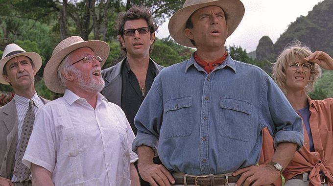 Photo du film Jurassic Park