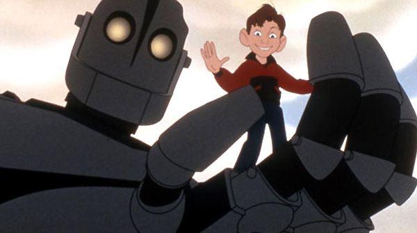 Photo du film Le Géant de fer