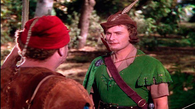 Photo du film Les Aventures de Robin des Bois