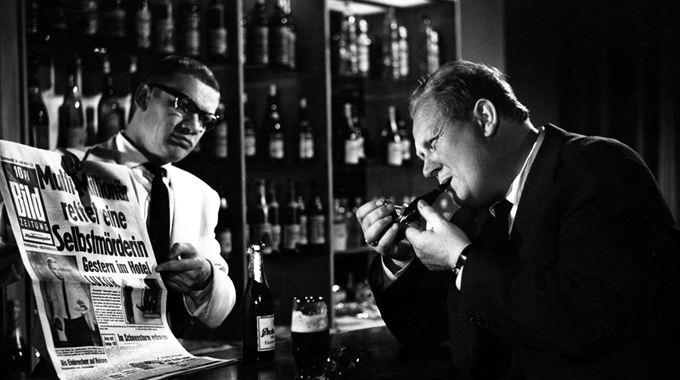 Photo du film Le Diabolique Docteur Mabuse