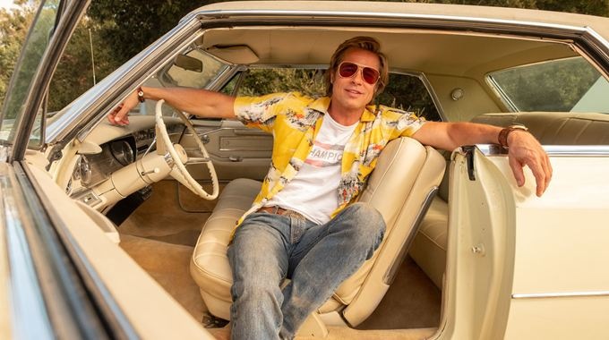 Photo 1 pour Once Upon a Time… in Hollywood