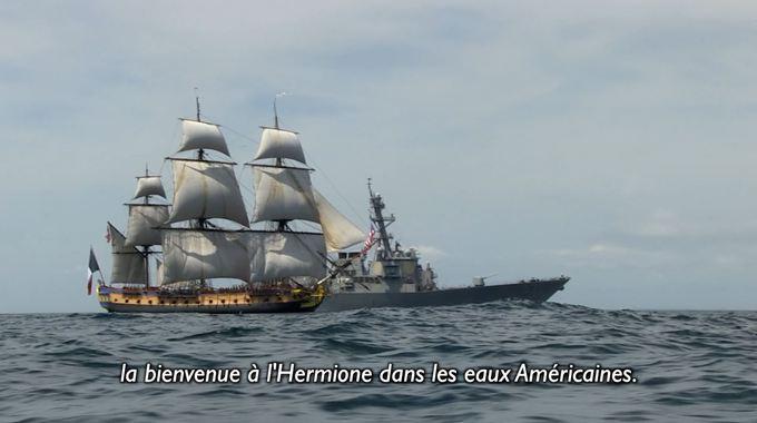 Photo du film L'Hermione, Le Grand Voyage Américain