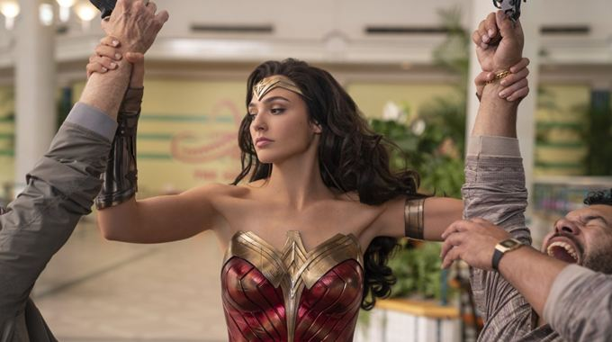 Photo du film Wonder Woman 1984