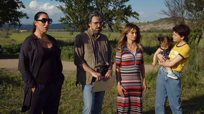 Photo du film Madres paralelas
