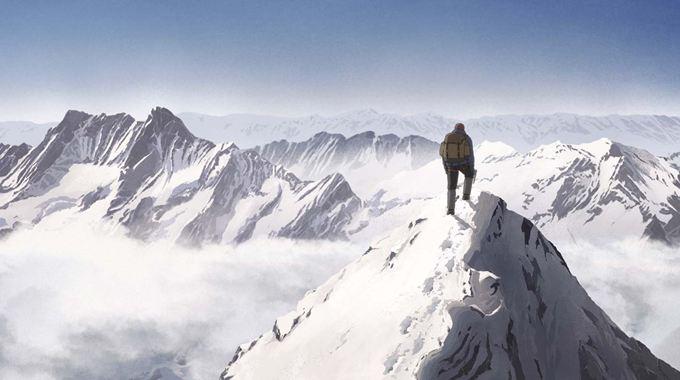 Photo du film Le Sommet des Dieux