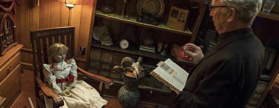 Photo du film Annabelle – La Maison Du Mal