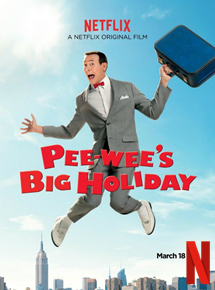 Bande-annonce Pee-wee's Big Holiday