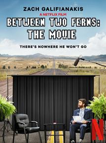Entre deux fougères : Le film