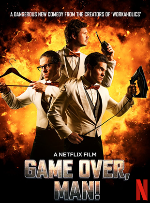 Bande-annonce Game Over, Man!