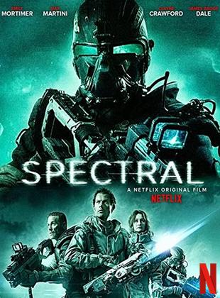 Bande-annonce Spectral