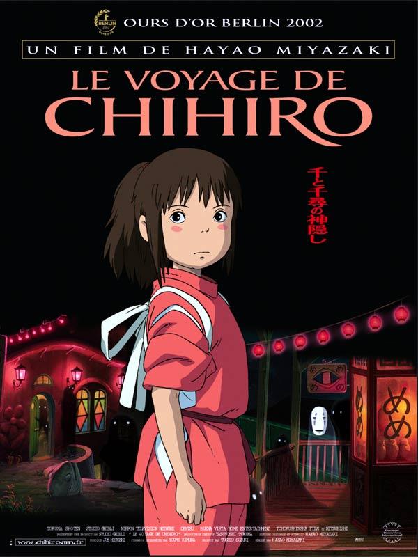 Le Voyage de Chihiro streaming