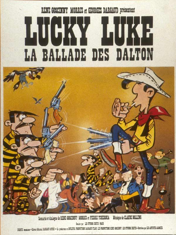 Critique Du Film La Ballade Des Dalton Allocine