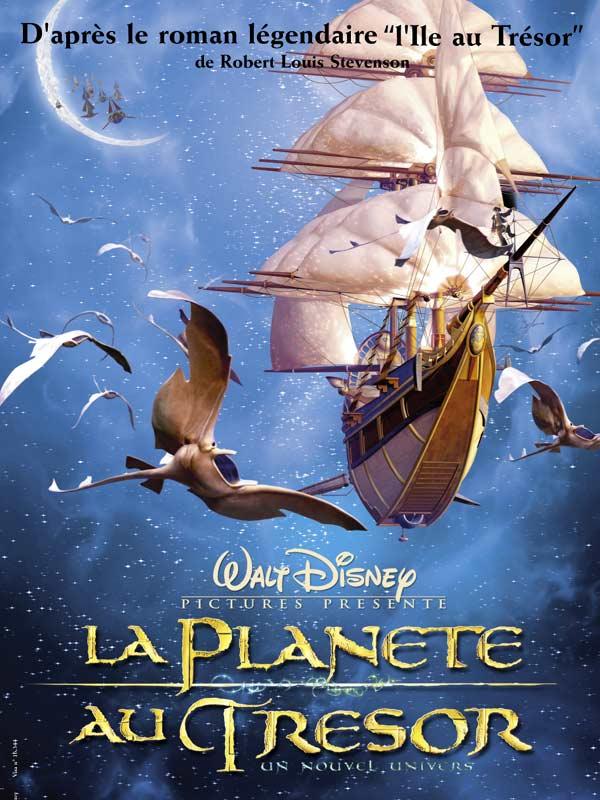 La Planete Au Tresor Un Nouvel Univers Film 2002 Allocine