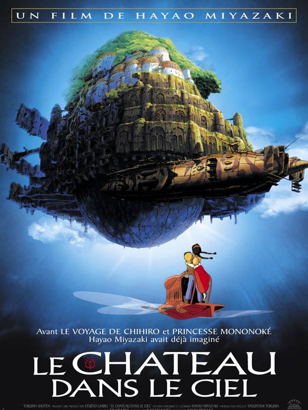 Le Château dans le ciel - film 1986 - AlloCiné