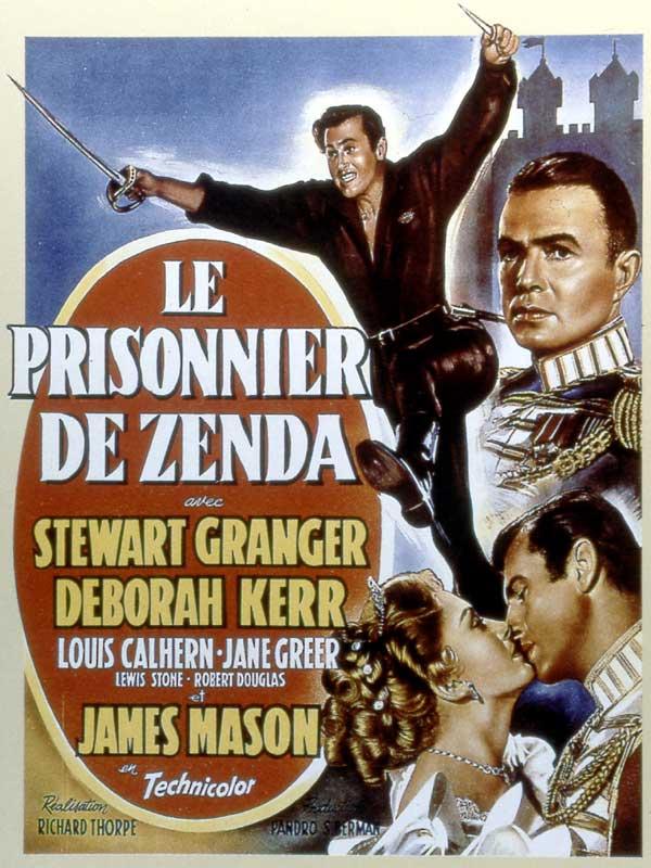 DE TÉLÉCHARGER LE ZENDA PRISONNIER