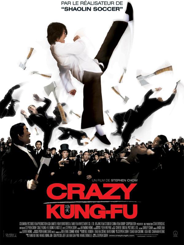 Télécharger Crazy kung-fu DVDRIP VF