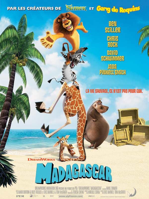 Achat Madagascar en DVD - AlloCiné