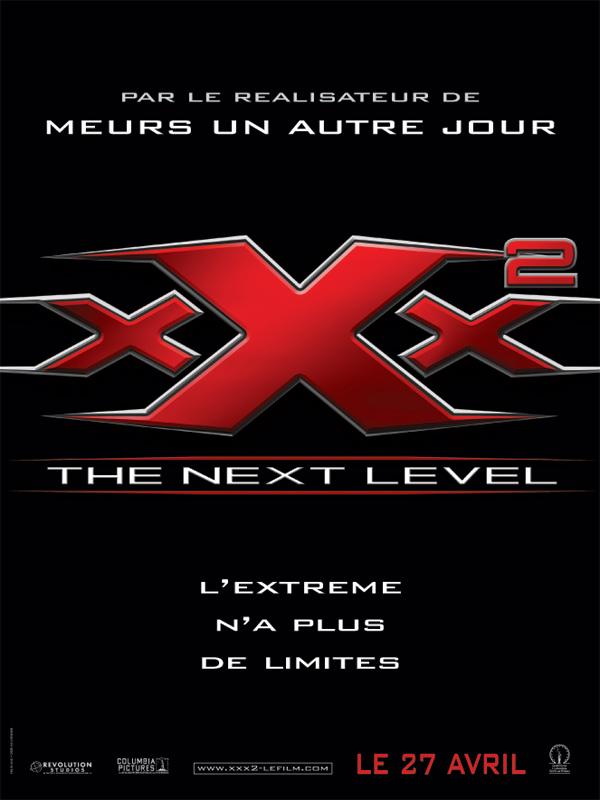 Télécharger xXx 2 : The Next Level TRUEFRENCH VF Uptobox