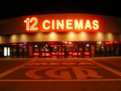 Cinéma CGR Bruay-la-Buissière à Bruay-la-Buissière (9