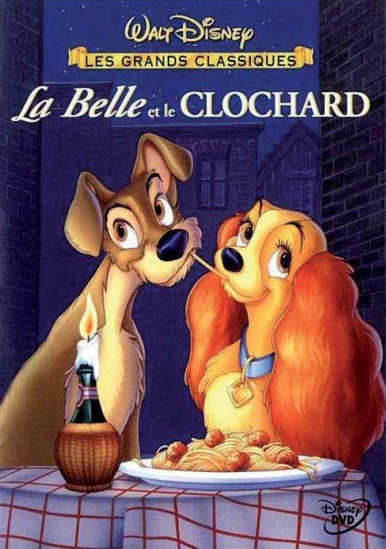 La Belle Et Le Clochard Film 1955 Allocine