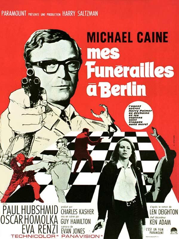 Achat Mes funérailles à Berlin en DVD - AlloCiné