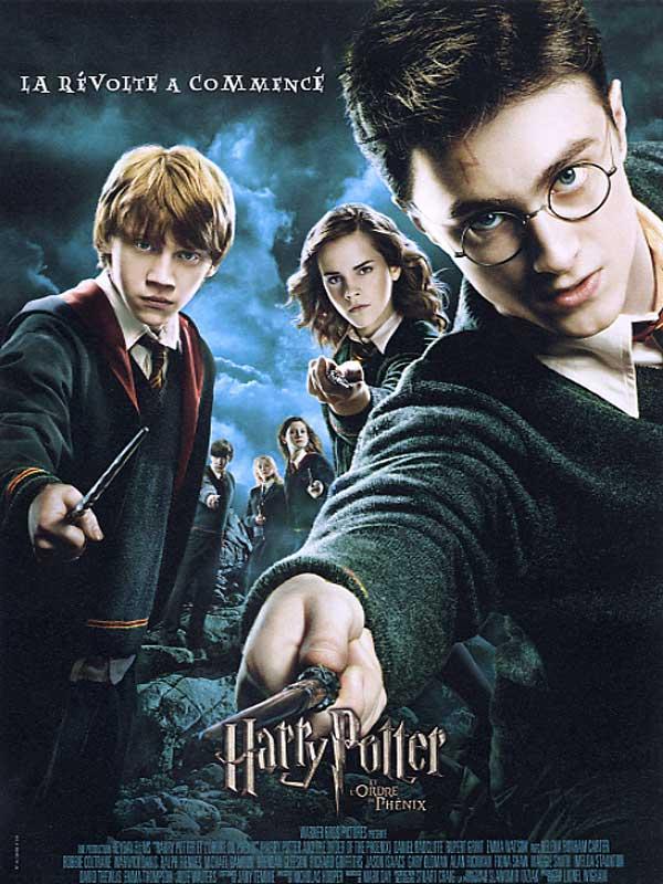 Harry Potter et l'Ordre du Phénix - film 2007 - AlloCiné