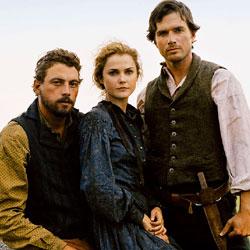 Affiche de la série Into the West
