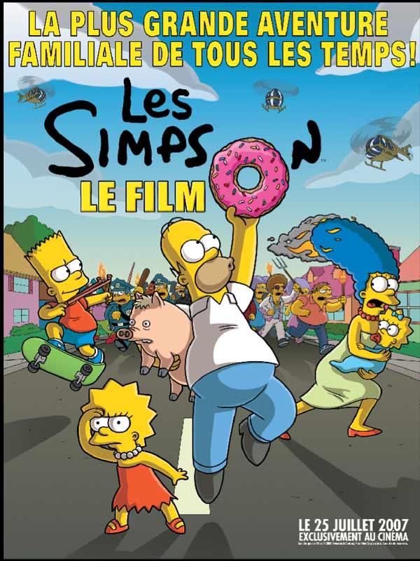 Les Simpson Le Film Film 2007 Allocine