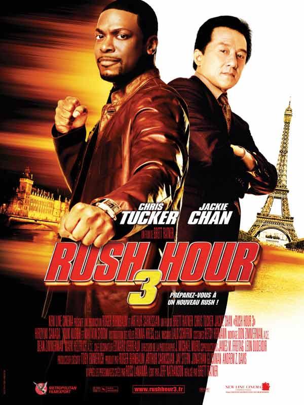 Rush Hour 3 Film 2007 Allocine
