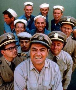 Affiche de la série McHale's Navy