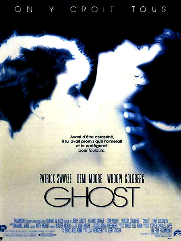 Casting du film Ghost ...