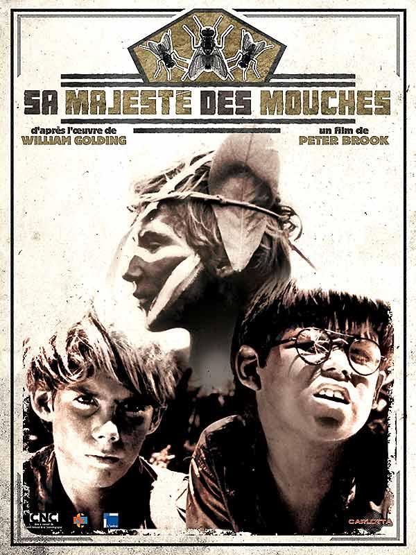 Sa Majeste Des Mouches Film 1963 Allocine