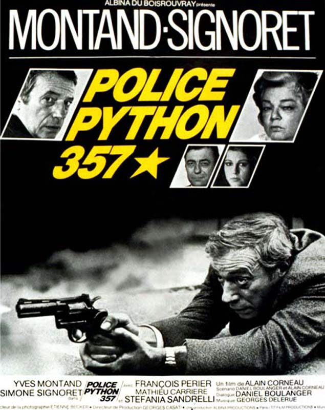 Police Python 357 - film 1976 - AlloCiné