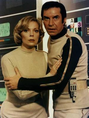 Affiche de la série Space : 1999